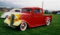 1935 - Glen and Nancy Everette