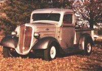 1936 - Chevrolet Clark Ware