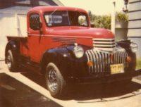 1946 - Chevy William Beeks