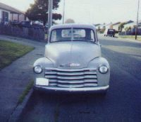 1948 - Chevy 3100 Frank