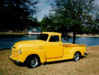 1949 - Chevy 1500 	Larry Newcomb