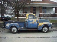 1952 - Chevrolet Shawn Mahoney