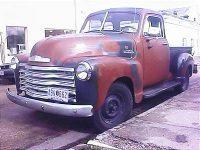 1953 - Chevy 3100 Juan Gonzalez