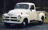 1954 - Chevy 3100 Ed Michura