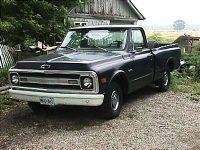1969 - Chevrolet Larry Kinart