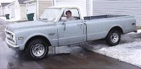 1969 - Chevy C10 Longbed Michael Jude