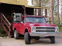 1969 - Chevy Custom C10 4x4 Jrfarmer