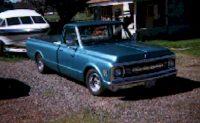 1970 - Chevy C10 Jon & Kay Hook