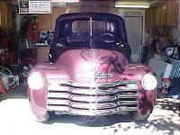 1952 - Chevy 1/2 Ton George