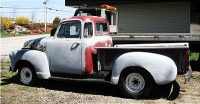 1953 - Chevy 1/2 Ton 5 Window Raymond Quiroz JR
