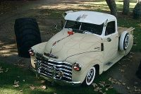 1950 - Chevy 1/2 Ton Mark Demonaco