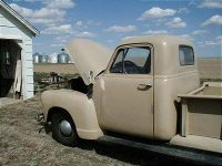 1951 - Chevy 3/4 Ton David H Good