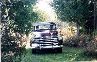 1953 - Chevy 3/4 Ton Dennis Oland