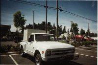 1968 - K10 Stepside DRS