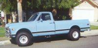1969 - KE2500 4x4 Custom Camper Francisco Cordero