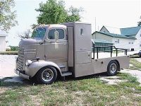 1946 - Cabover Richard Booth