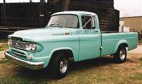 1960 - D100 Sweptline David R Cheshire