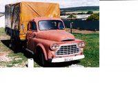 1960 - D233 Australian Dodge Doc Beattie