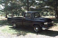 1960 - Fargo 100 Rob Diamond