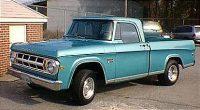 1963 - D100 Jeff Paquette