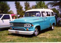 1963 - Dodge D100 Town Wagon Tom Bourdage