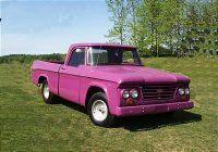 1963 - Dodge D100 Jeff Paquette