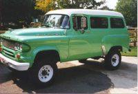 1965 - Dodge W100 Burrito