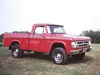 1971 - W100 Mark Mccosby
