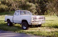 1972 - Power Wagon Dave Loomis