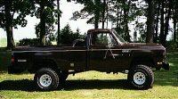 1979 - Powerwagon W150 Jim Kull
