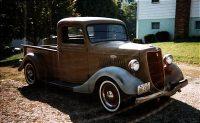 1935 - Ford Don Eddleblute