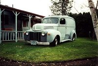 1946 - For Panel Truck Scott A Smith