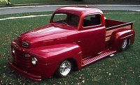 1949 - Ford F1 Pickup Marty Perkins