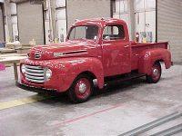 1950 - Ford F1 Baron