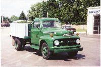1951 - F4 1 Ton Flatbed Scott Kinsella