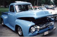 1954 - F100 Ron Sealey