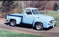 1955 - F100 Harry Abbott