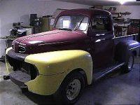 1949 - Ford F1 Jerry Glenny