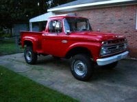 1966 - Ford F250 Mike Deluco