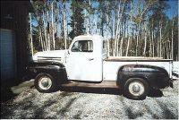 1947 - Mercury 1/2 Ton M47
