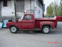 1960 - Ford F100 Selim Canan