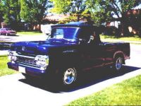 1960 - Ford F100 Todd Hayes
