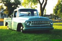 1963 - IHC C1000 Outback Parts
