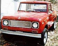 1970 - Scout 800A Sean Sullivan