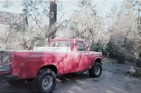 1972 - IHC 1110 4x4 Dave Barrett