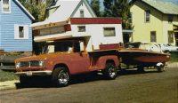 1972 - IHC 121 4x4 Wako