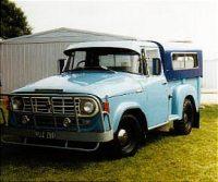 1972 - IHC D1110 Graeme M Savage
