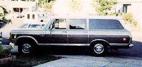 1973 - IHC Travelall 1010 Darren Hawkins
