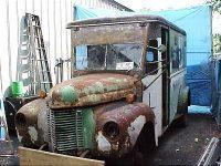 1941 - IHC Milk Delivery Truck W Martin