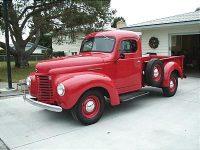 1946 - IHC KB2 Dave Meheen